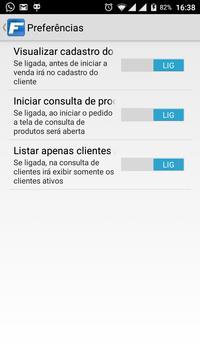 Fácil Pedidos apk screenshot