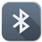 Envió de datos por Bluetooth icon