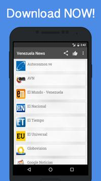 News Venezuela poster