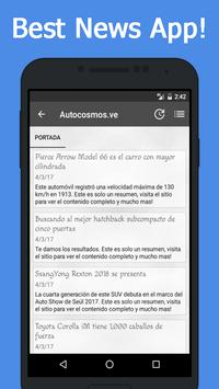 News Venezuela screenshot 1