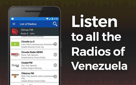 Radio Venezuela poster