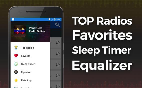 Radio Venezuela apk screenshot