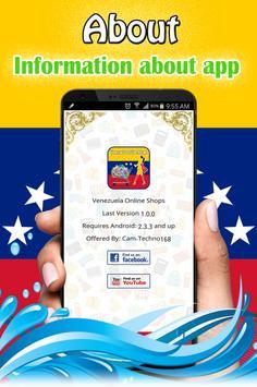 Venezuela Online Shopping - Online Store Venezuela screenshot 2