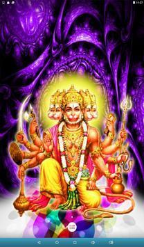 Hanuman Live Wallpaper screenshot 13