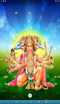 Hanuman Live Wallpaper screenshot 14