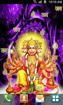 Hanuman Live Wallpaper screenshot 3