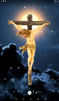 Jesus Cross Live Wallpaper Apk Screenshot