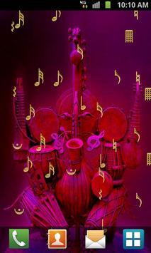 Music Live Wallpaper screenshot 3