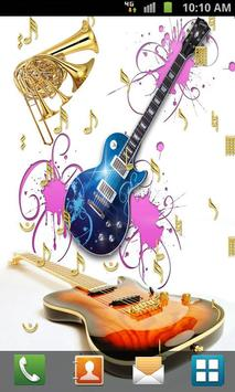 Music Live Wallpaper poster