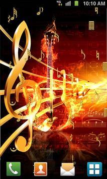 Music Live Wallpaper screenshot 7