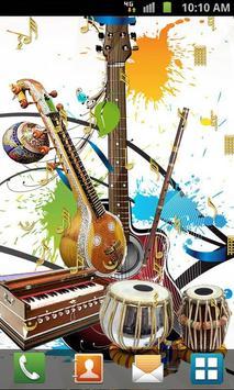 Music Live Wallpaper screenshot 4