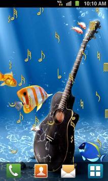 Music Live Wallpaper screenshot 6