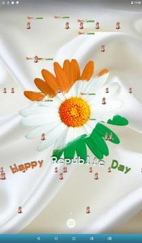 Republic Day Live Wallpaper screenshot 10