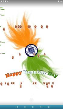 Republic Day Live Wallpaper screenshot 13