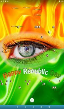 Republic Day Live Wallpaper screenshot 9