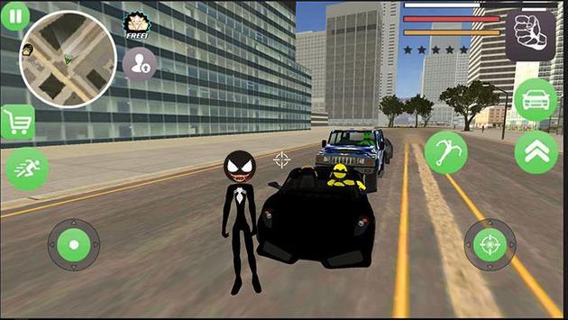 Grand Venom Vegas Mafia Crime Fight To Survive poster