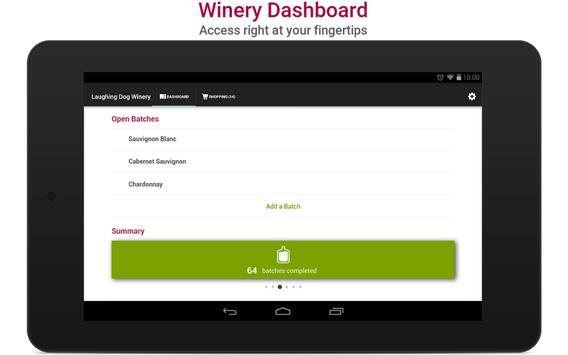 EnoFile - Home Winemaking apk screenshot