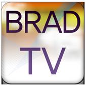 Brad TV icon