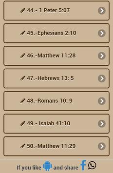 Bible verses. apk screenshot