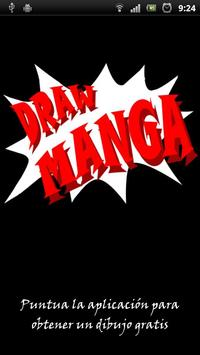 Draw Manga poster