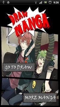 Draw Manga screenshot 1