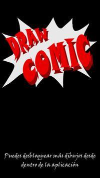 Draw Comic poster