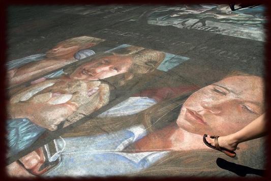 Chalk Art Wallpapers - Free apk screenshot
