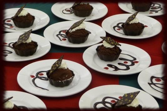 Chocolate Mousse Wallpapers apk screenshot
