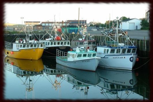 Fishing Boats Wallpapers apk screenshot