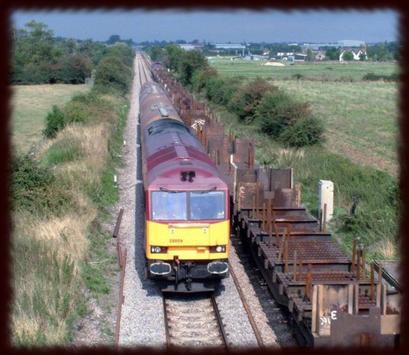 Freight Trains Wallpapers screenshot 1
