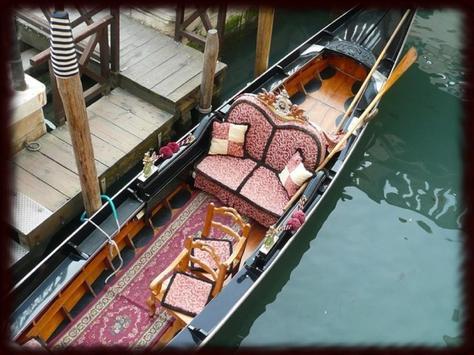 gondola boats Wallpapers screenshot 2