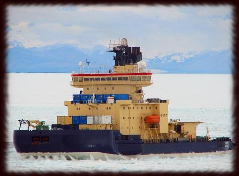icebreaker ships Wallpapers apk screenshot
