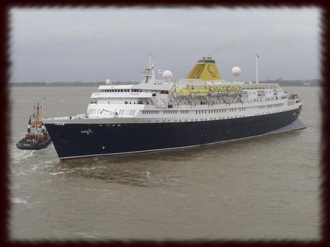 Luxury Cruise Ships Wallpapers screenshot 1