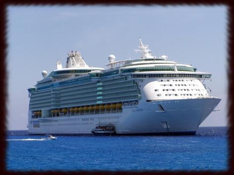 Luxury Cruise Ships Wallpapers screenshot 2