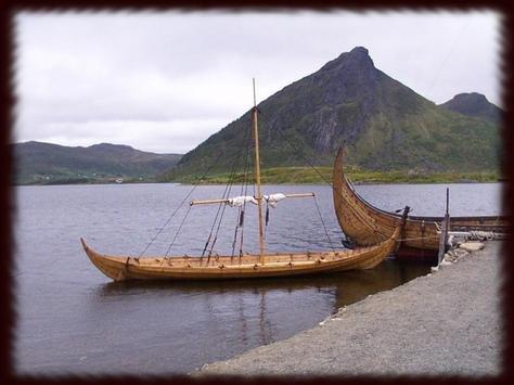 Viking Boats Wallpapers - Free screenshot 1