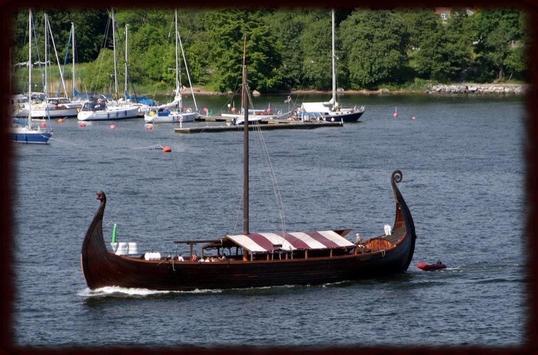 Viking Boats Wallpapers - Free screenshot 2