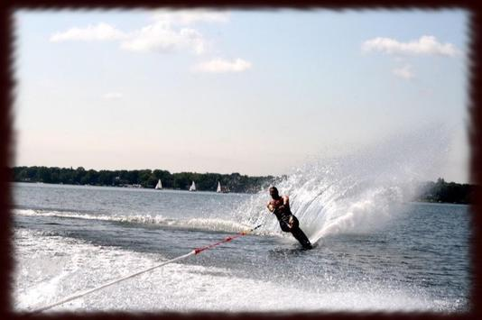 Water Skiing Wallpapers - Free apk screenshot