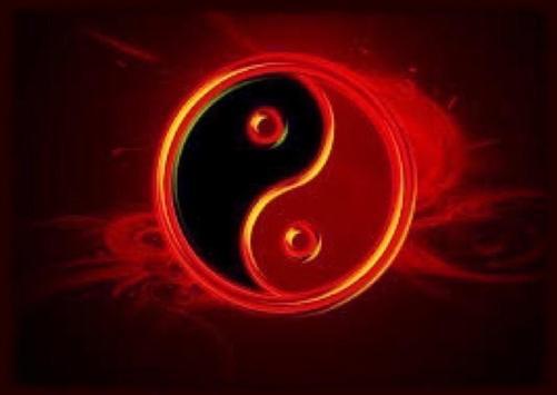 Yin yang symbol Wallpapers poster