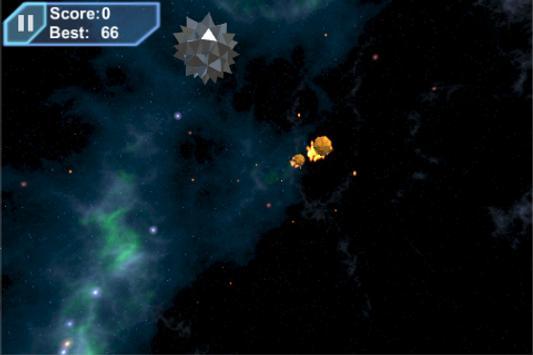 Dangerous Orbit apk screenshot