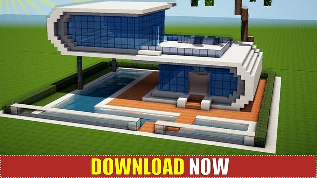 Modern Houses And Furniture For Mcpe For Android Apk Download