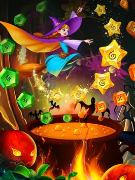 Witch Puzzle Diamond Quest poster