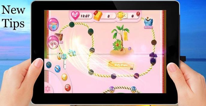 Best Tips: Candy Crush Saga poster