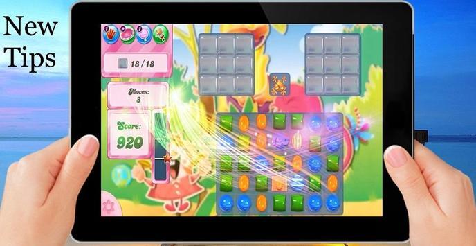 Best Tips: Candy Crush Saga screenshot 2