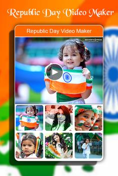 Republic Day Video Maker 2018 - 26 Jan Video Maker screenshot 3