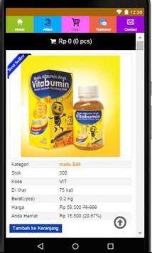 Vitamins Free Info screenshot 1