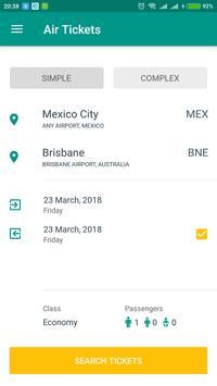 Air Tickets screenshot 7