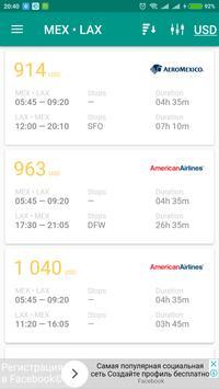 Air Tickets screenshot 4