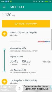Air Tickets screenshot 5