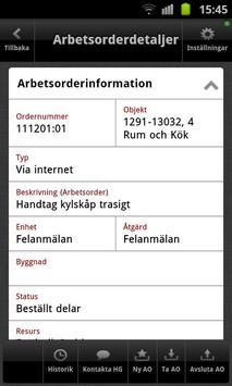 Proptech Teknisk förvaltning apk screenshot