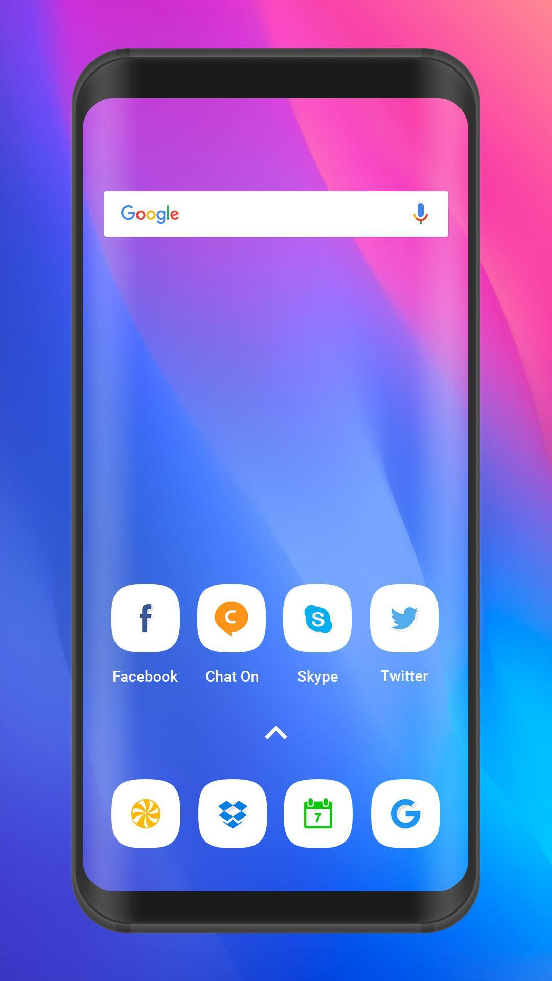 launcher for Vivo V9  theme and free Icon Pack for Android